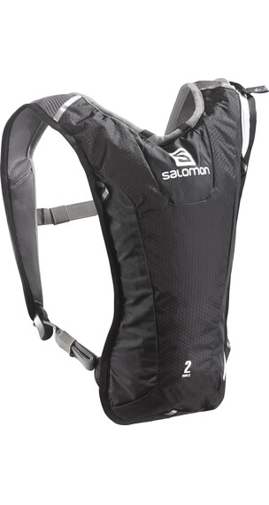 Salomon Agile 2 Backpack Set Black/Iron/White